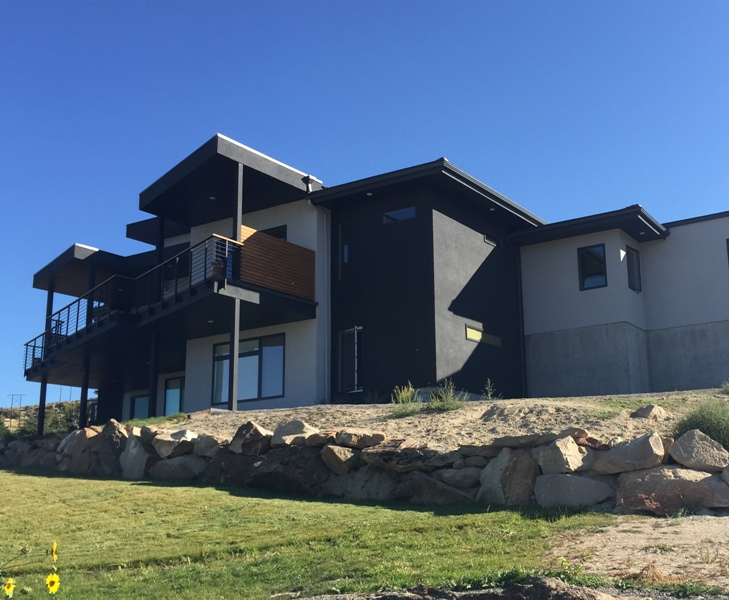 Hardrock Drive Boulder Heights Subdivision a Civil Engineering Project
