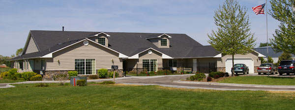 The Cottages at Mountain Home a Civil Engineering Project