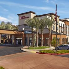 Hilton Garden Inn a Civil Engineering Project